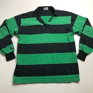 Barbarian Rugby Wear Long Sleeve Polo Mens XL